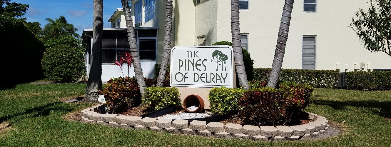 The Pines of Delray Association - Community Information